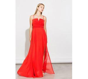 Bsb Vol.6 - Γυναικείο κόκκινο Φόρεμα BSB