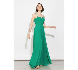 Bsb Vol.7 - Γυναικείο πράσινο Φόρεμα BSB
