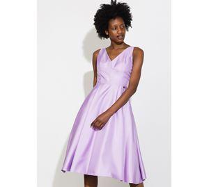 Bsb Vol.6 - Γυναικείο Φόρεμα λιλά BSB