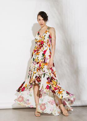 Γυναικείο maxi Φόρεμα BSB