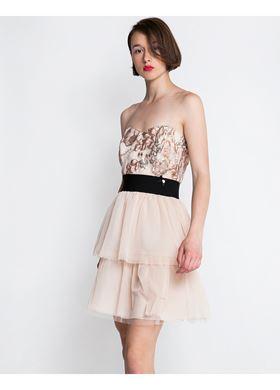Γυναικείο Φόρεμα LYNNE με τούλι