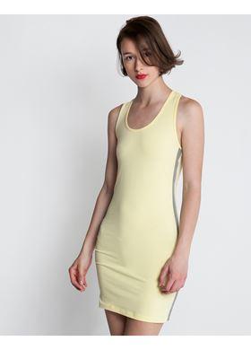 Γυναικείο Φόρεμα LYNNE κίτρινο