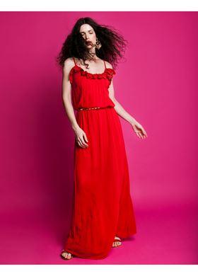Γυναικείο Φόρεμα LYNNE κοραλί