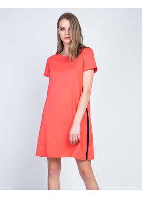 Γυναικείο Φόρεμα LYNNE κοραλί χρώμα