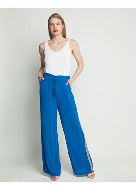 Γυναικείο Παντελόνι LYNNE μπλε χρώμα