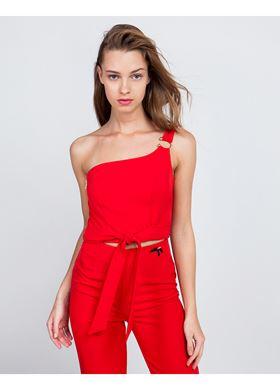 Γυναικείο Μπούστο LYNNE σε κόκκινο χρώμα