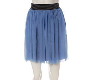 Bsb Vol.3 - Γυναικεία μπλε Φούστα BSB