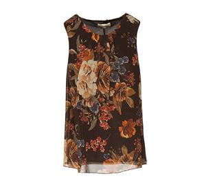 Lynne Vol.2 - Γυναικεία Μπλούζα σε μαύρο χρώμα LYNNE