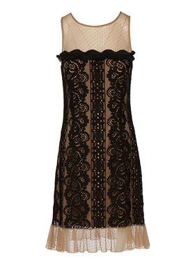 Γυναικείο Φόρεμα με δαντέλα LYNNE