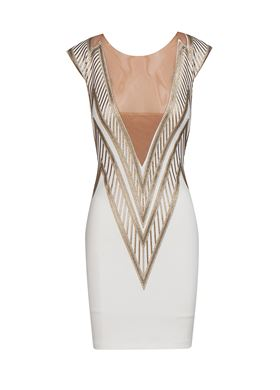 Γυναικείο Στενό Φόρεμα LYNNE