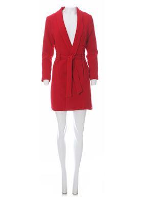 Γυναικείο Παλτό LYNNE κόκκινο