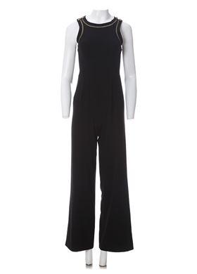 Γυναικεία Ολόσωμη Φόρμα LYNNE μαύρο χρώμα