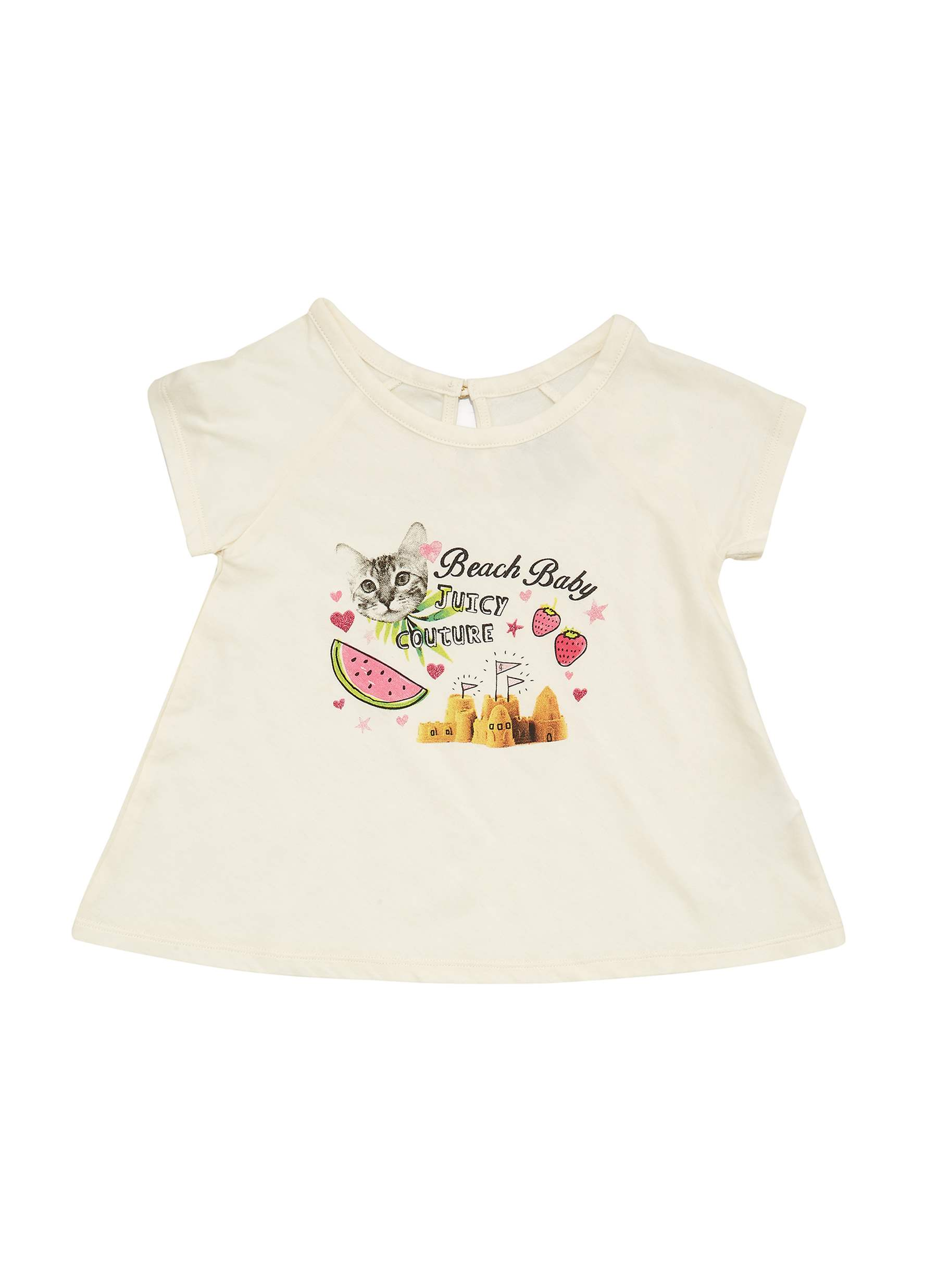 Juicy Couture Kids - Παιδική Μπλούζα JUICY COUTURE