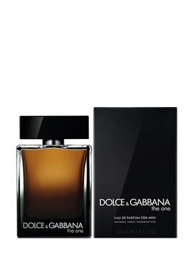 Ανδρικό Άρωμα DOLCE & GABBANA THE ONE FOR MEN EAU DE PARFUM 100ML