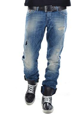 Ανδρικό Παντελόνι Τζιν BROKERS
