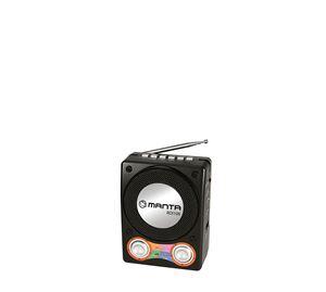 Car - Automotive - Φορητό Ψηφιακό ραδιόφωνο Manta