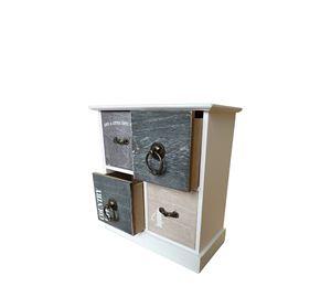 Arti Casa - Ξύλινο Ντουλάπι Οργανωτής Homestyle