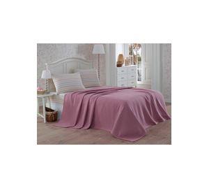 Bedding & Bathroom Shop - Σετ Διπλή Πικέ Κουβέρτα Mijolnir