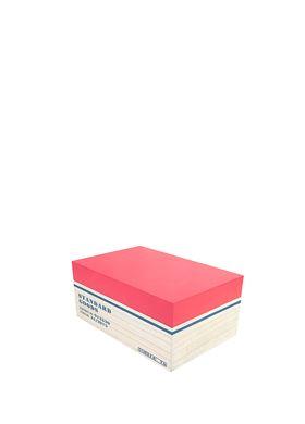 Ξύλινο Κουτί Αποθήκευσης Arti Casa