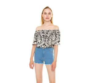 Trend Line - Γυναικεία Μπλούζα PINK WOMAN