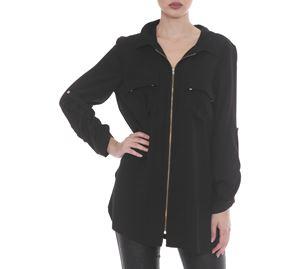 Vertice - Γυναικείο Πουκάμισο με Φερμουάρ VERTICE vertice   γυναικεία πουκάμισα