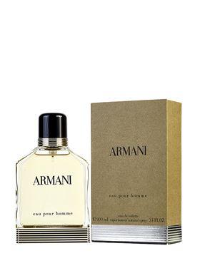 Ανδρικό Άρωμα Armani Pour Homme Eau De Toilette 100ml