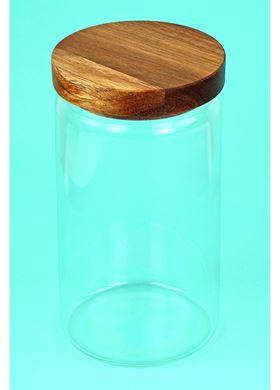 Βάζο Με Καπάκι 1500 ml YOKO DESIGN