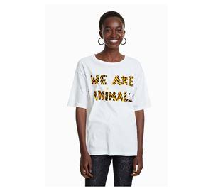 Desigual Vol.1 - Γυναικείο T-Shirt Desigual