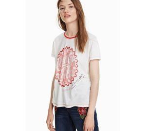 Desigual Vol.3 - Γυναικείο T-Shirt Desigual