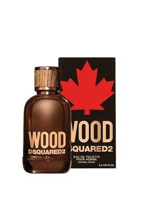 Ανδρικό Άρωμα Dsquared2 Wood For Him Eau de Toilette 100ml