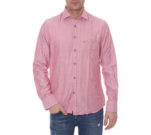Prince Oliver Vol.2 - Ροζ Ανδρικό Πουκάμισο PRINCE OLIVER prince oliver vol 2   ανδρικά πουκάμισα