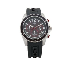 Lacoste Watches - Μαύρο Ανδρικό ρολόι LACOSTE lacoste watches   ανδρικά ρολόγια