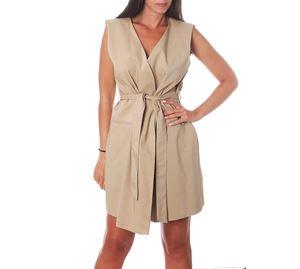 Kyara Plus Size Fashion - Γυναικείο Γιλέκο KYARA