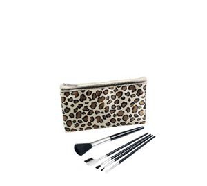 Beauty & Fitness Accessories - Σετ Πινέλα Μακιγιάζ 5 Τεμ. Touch Of Beauty