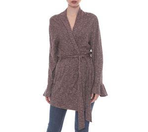 Kyara Plus Size Fashion - Γυναικεία Πλεκτή Ζακέτα Kyara kyara plus size fashion   γυναικείες ζακέτες