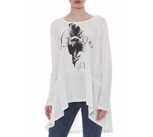 Kyara Plus Size Fashion - Γυναικεία Μπλούζα Kyara kyara plus size fashion   γυναικείες μπλούζες