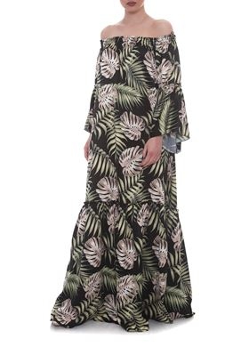 Γυναικείο Φόρεμα KYARA PLUS SIZE