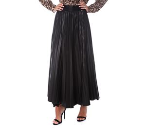 Kyara Plus Size Fashion - Γυναικεία Φούστα Kyara