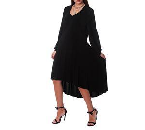 Kyara Plus Size Fashion - Γυναικείο Φόρεμα KYARA