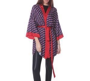 Kyara Plus Size Fashion - Γυναικεία Ζακέτα Kyara