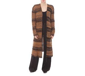 Kyara Plus Size Fashion - Γυναικεία Μακριά Ζακέτα Kyara kyara plus size fashion   γυναικείες ζακέτες