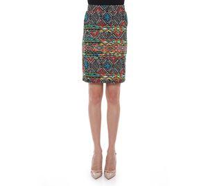 White Label - Γυναικεία Φούστα SMASHED LEMON