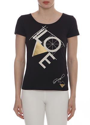 Outlet - Γυναικεία βαμβακερή Μπλούζα G SEL