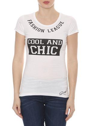 Outlet - Γυναικεία Μπλούζα G SEL - βαμβακερή