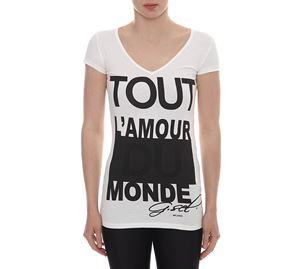 Outlet - Εκρού Γυναικεία Μπλούζα G SEL
