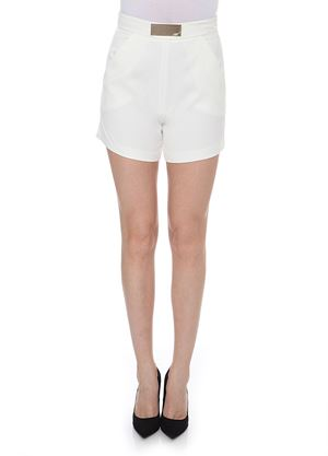 Outlet - Γυναικείο Σορτς G SEL με τσέπες πλάγια