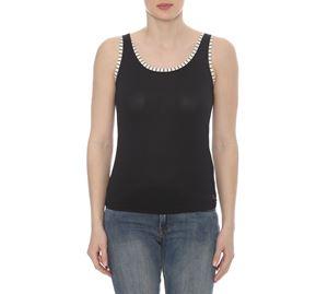 Outlet - Γυναικεία Αμάνικη Μπλούζα NUMPH