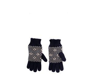 Numph & More - Γυναικεία Γάντια RED SOUL