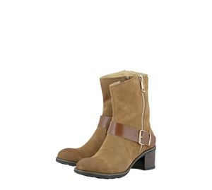 Shoes Collection - Γυναικεία Μποτάκια Martina Blue