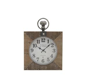 Cosy Home - Ρολόι Τοίχου INART cosy home   είδη σπιτιού